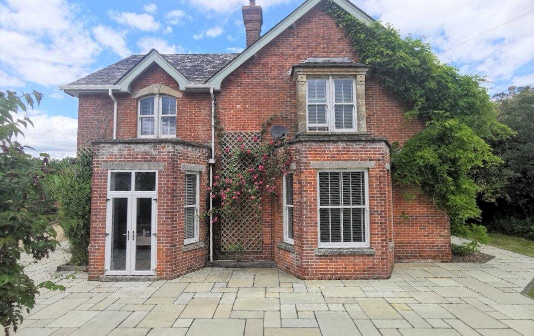 Blashford Manor Farmhouse