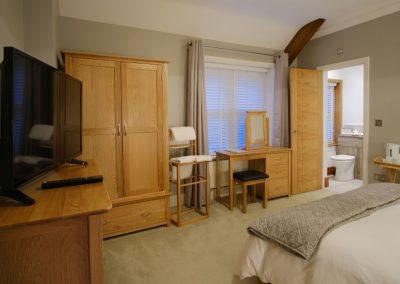Blashford Manor Farmhouse B&B Bedroom 1