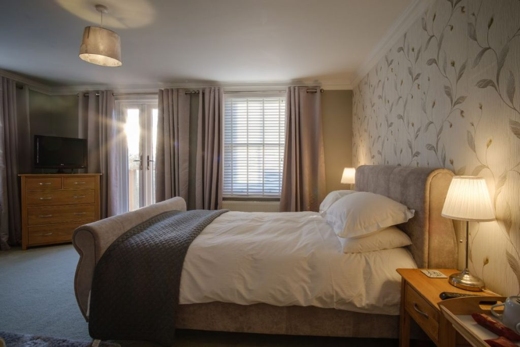 Blashford Manor Farmhouse B&B Bedroom 3
