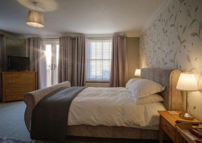 Blashford Manor Farmhouse B&B Bedroom 3