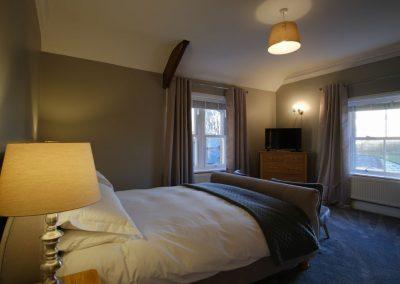 Blashford Manor Farmhouse B&B Bedroom 4