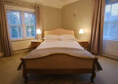 Blashford Manor Farmhouse B&B Bedroom 5