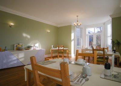 Manor Farmhouse Breakfast Room