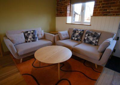 sofas & table